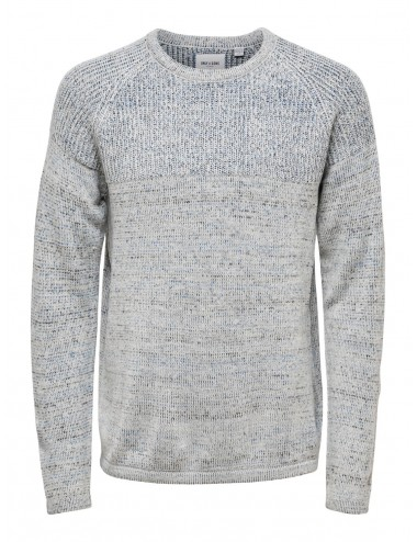 JERSEY onsPEER 7 PLATED CREW AW19