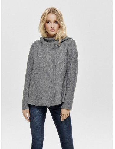 CHAQUETA onlMADDIE LIGHT HOODED SS20