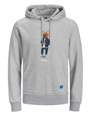 SUDADERA jorFRENCHIE SWEAT CAPUCHA SS20