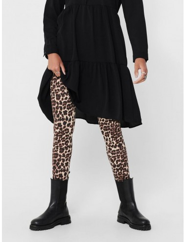 LEGGINGS onlMAYA LIVE LOVE LEOPARDO AW20