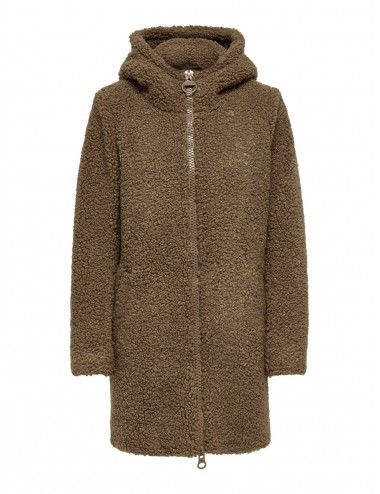 ABRIGO onlNEW TERRY CURLY COAT AW20