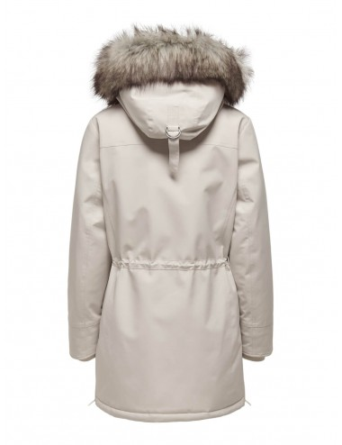 PARKA onlNEWSALLY LONG NYLON COAT ACOLCHADA AW20