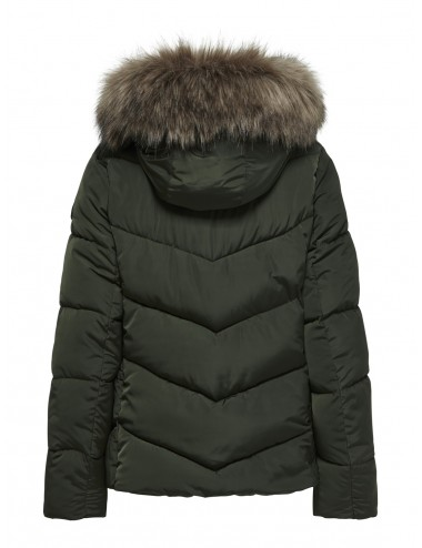 PARKA onlROONA QUILTED ACOLCHADA CAPUCHA JACKET AW20