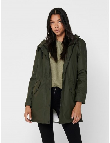 PARKA onlSALLY RAINCOAT BORREGUITO AW20