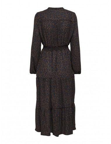 VESTIDO onlJERRY L/S MIDI DRESS AW20