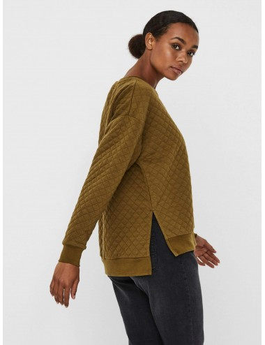 JERSEY vmCAYLE L/S TOP ACOLCHADO AW20