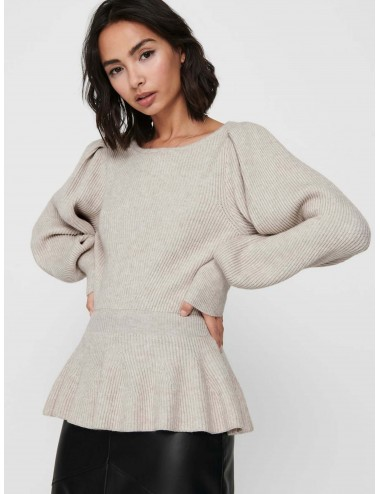 JERSEY onlOLINA L/S PULLOVER PUNTO AW20
