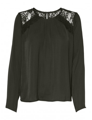 TOP onlSUNNY LACE LS ENCAJE AW20