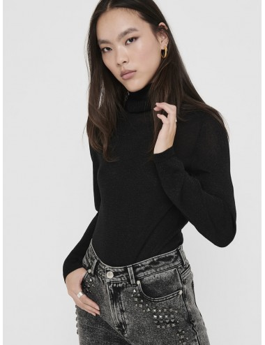 JERSEY onlMEGAN L/S ROLLNECK PULLOVER PUNTO KNIT AW20