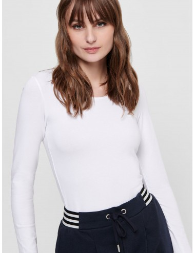 TOP onlLIVE LOVE L/S O-NECK NOOS SS21