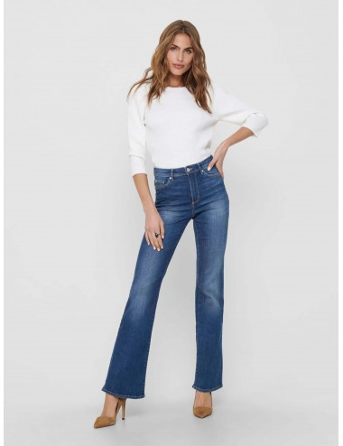 JEANS onlWAUW LIFE HW SK FLARE CAMPANA BJ143 SS21