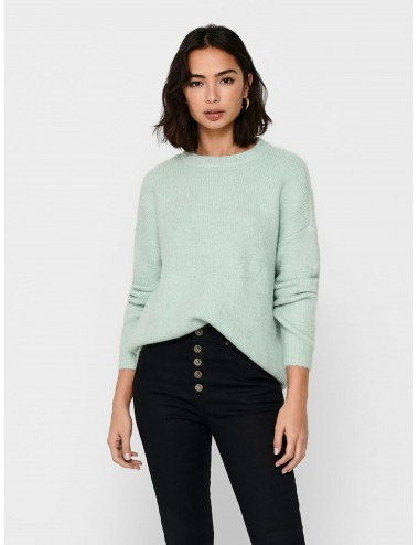 JERSEY onyZOEY L/S PULLOVER KNT PUNTO SS21