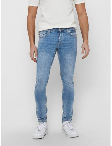 JEANS onsLOOM SLIM LIGHT BLUE PK 8253 SS21