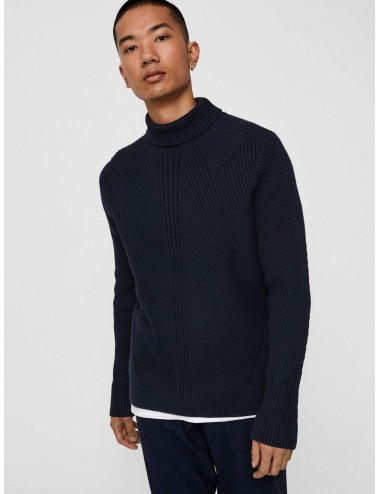 JERSEY onsROLAND 7 STRUCTURE ROLL NECK PUNTO KNIT AW20