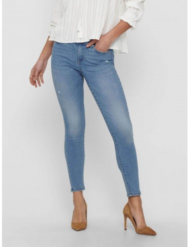 JEANS onlWAUW LIFE MID SK  DEST BJ759 NOOS SS21