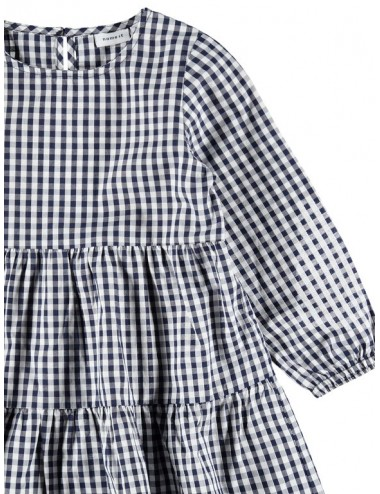 VESTIDO nmfBEATE LS SHIRT DRESS NIÑA SS21