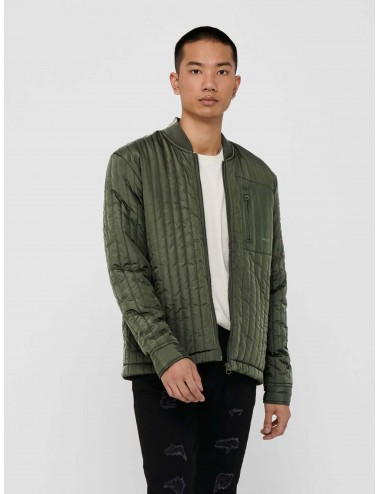 CHAQUETA onsVINCENT LIFE QUILTED JACKET OTW SS21