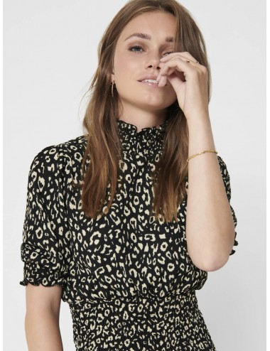 TOP onlZILLE 2/4 SMOCK TOP JRS SS21