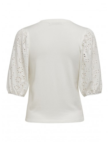 TOP onlMILLE 2/4 PULLOVER KNT SS21