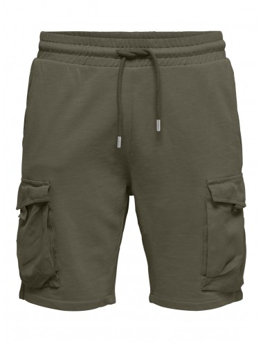 SHORTS onsNICKY LIFE SWEAT SHORTS NF 9126 SS21
