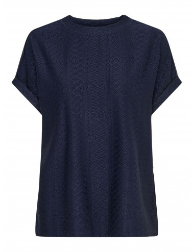 TOP onlIDA S/S O-NECK TOP JRS SS21