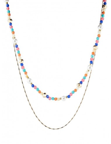 COLLAR pcLEELA COMBI NECKLACE SWW SS21