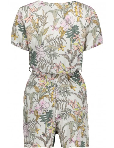MONO onlMARS S/S SLEEVE PLAYSUIT WVN FLORES SS21