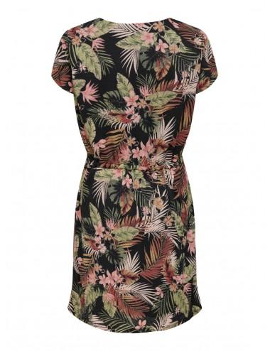 VESTIDO onlPELLA MAY S/S DRESS JRS SS21