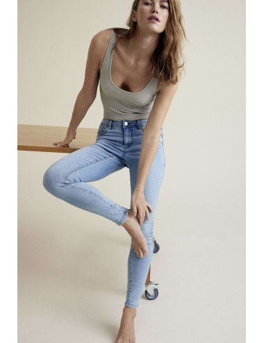 JEANS vmTANYA MR S PIPING JEANS VI352 NOOS SS21