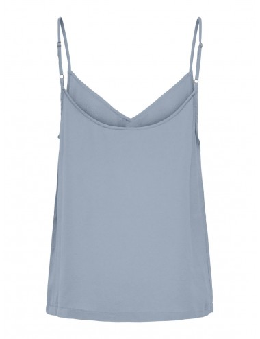 TOP onlNOVA LUX BUTTON SINGLET SOLID WVN 2 AW21