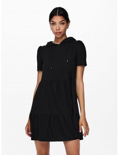 VESTIDO jdyMARY S/S SWEAT DRESS JRS AW21