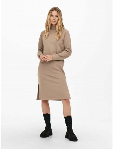 VESTIDO jdyLUCY LIFE L/S RAGLAN SWEAT DRESS JRS AW21