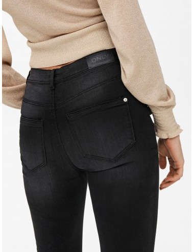 JEANS onlWAUW LIFE HW FLARED BJ AW21