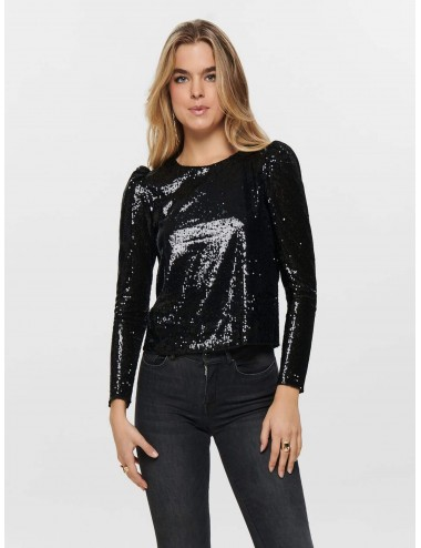 TOP onlTWINKLY GLITTER AW19